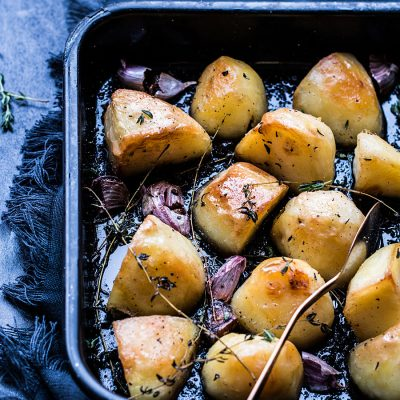 7 tips for the perfect roast potato